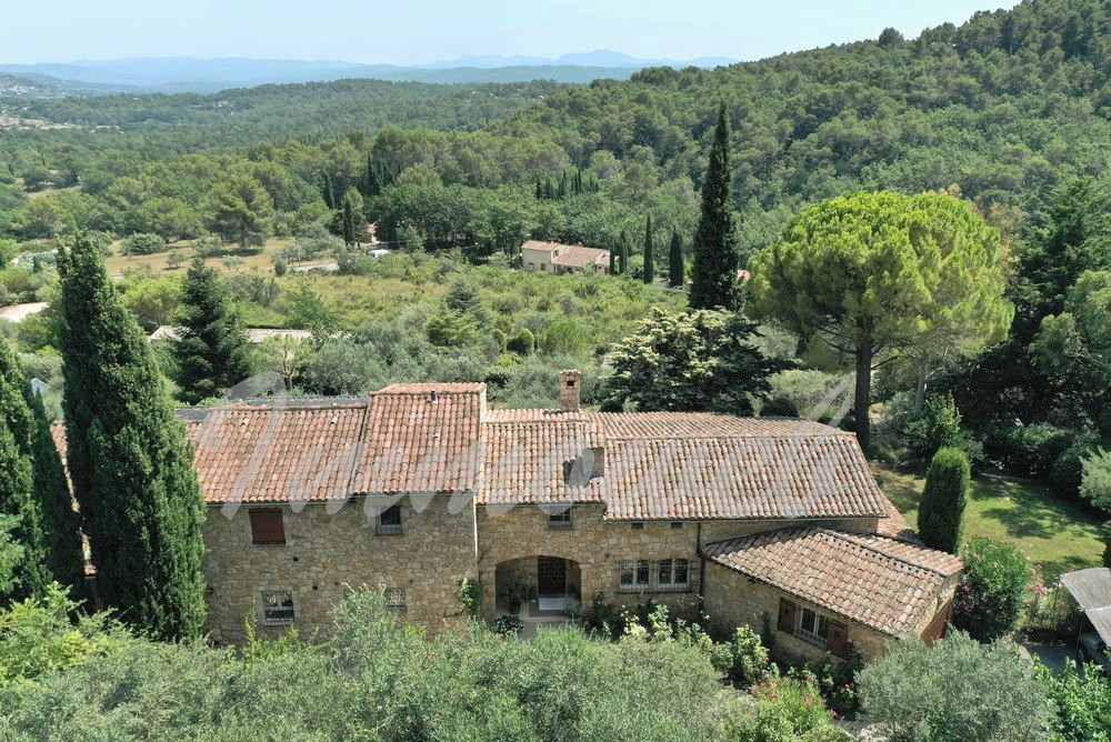 Stone house 7 rooms Canton de Fayence-2368