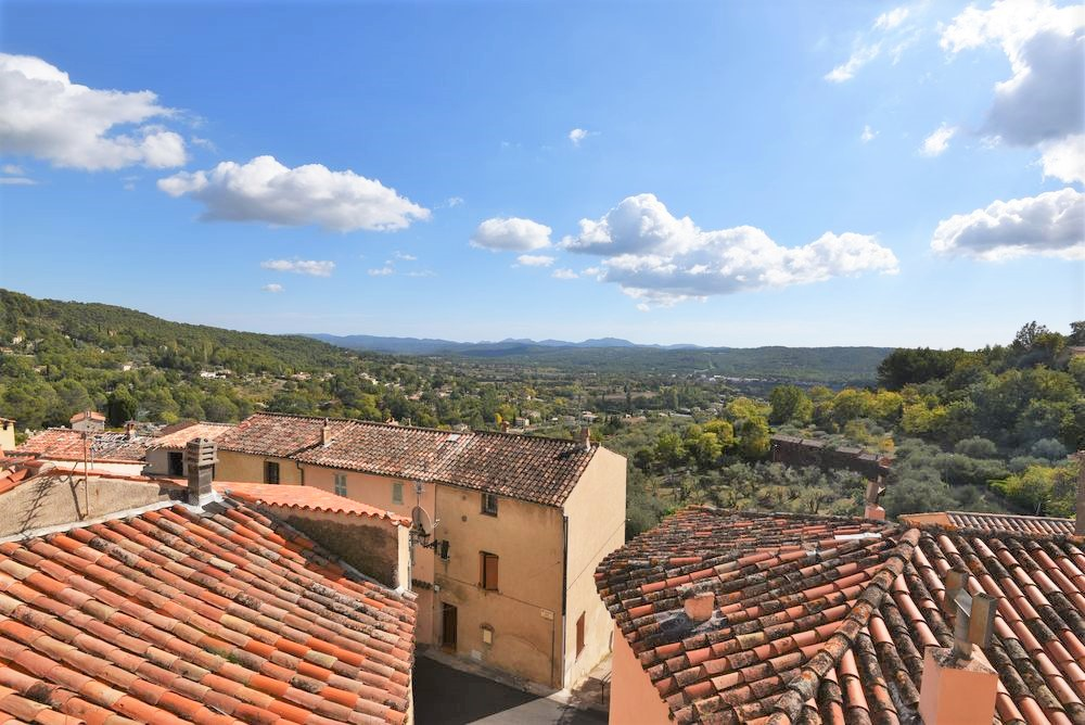 Apartment 2 rooms Canton de Fayence-1470