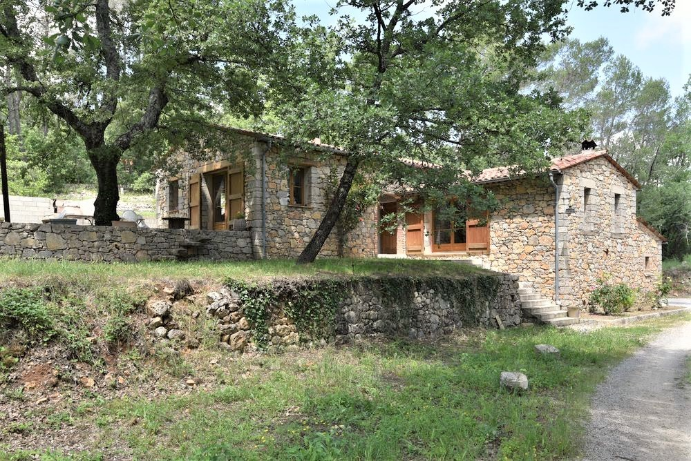 Stone house Fayence-5 rooms  2428