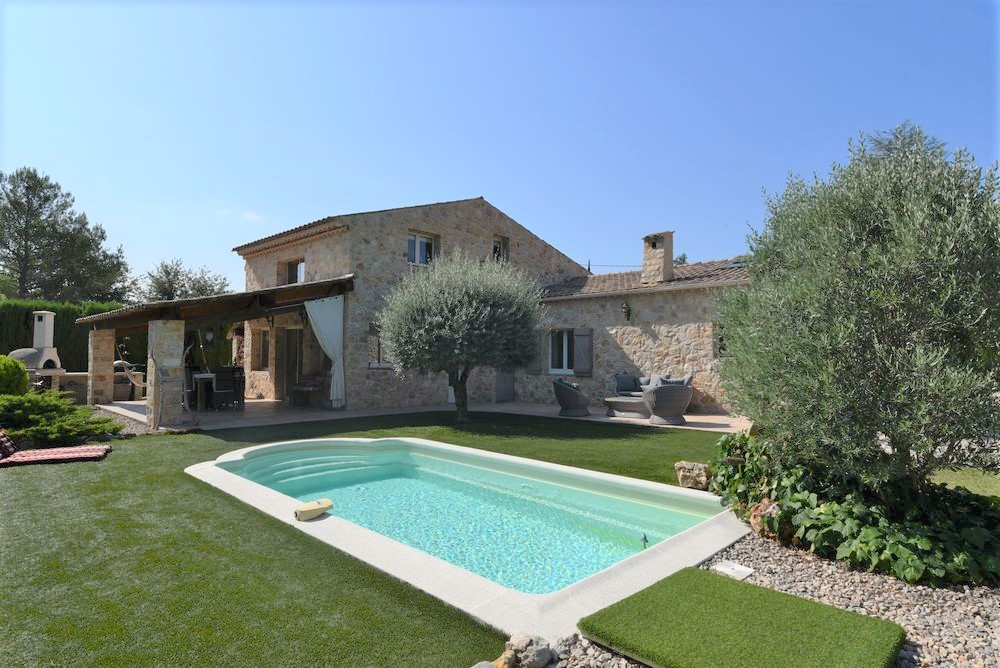 Stone house Fayence-5 rooms  2568