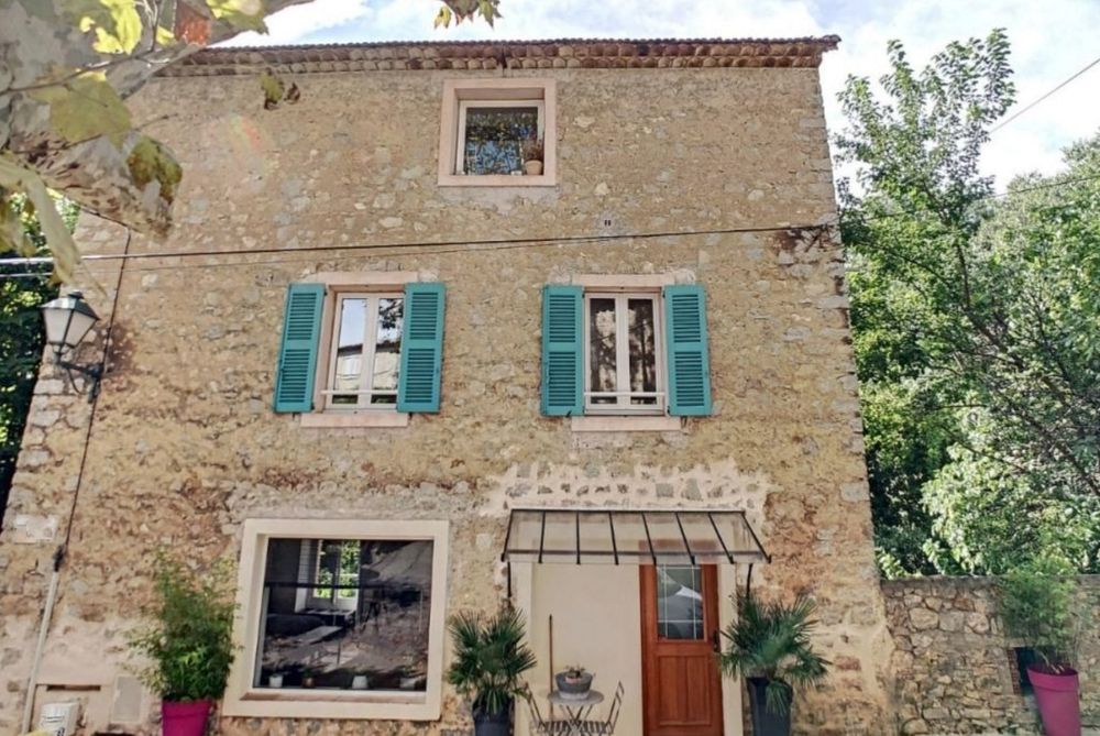 Village house Seillans-3 rooms  2609