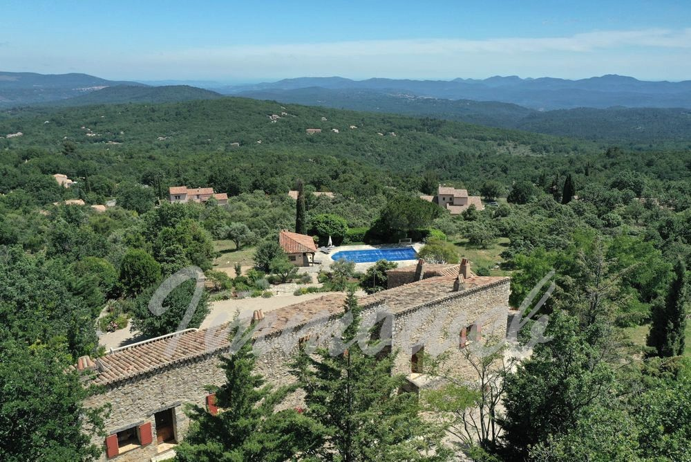 Stone house 8 rooms Fayence-2621