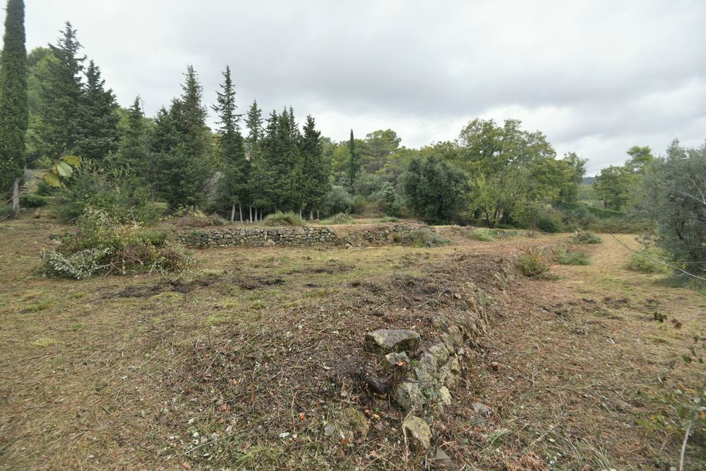 constructible land Fayence- 2670
