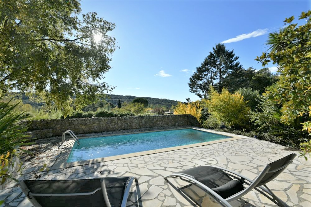 Stone house 5 rooms Montauroux-2649