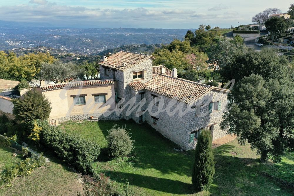 Stone house 7 rooms Tanneron-2662