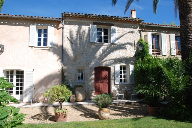 Stone house Canton-de-Fayence-7 rooms  1828