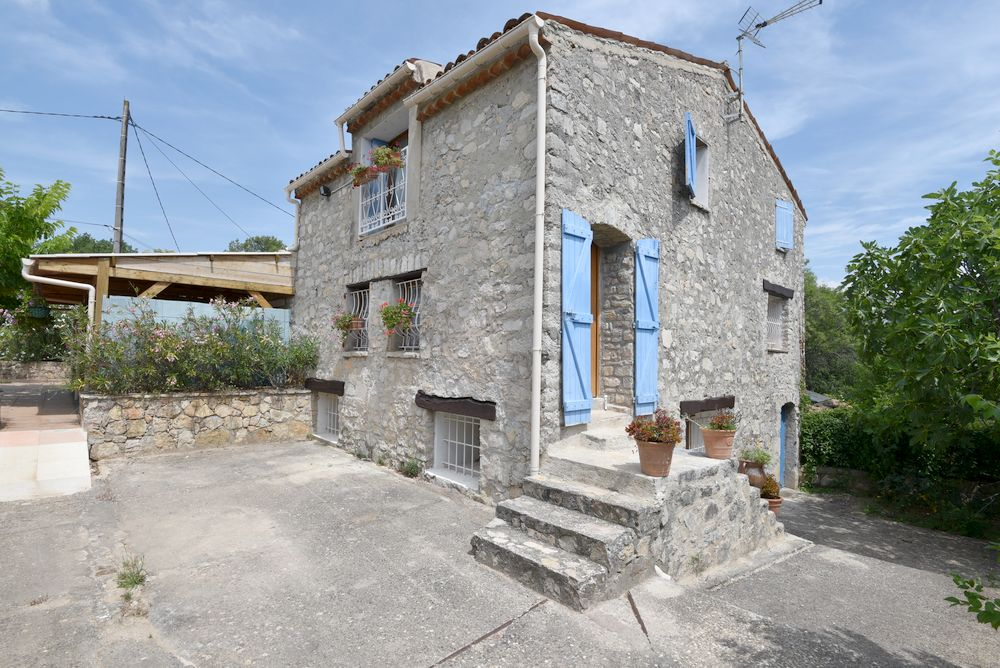 Stone house 9 rooms Canton de Fayence-2215