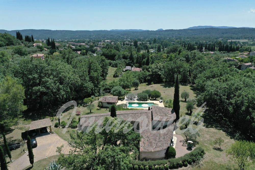 Stone house 5 rooms Canton de Fayence-2477