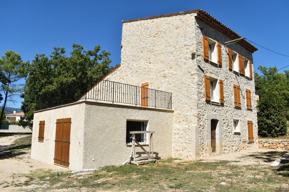 Stone house Canton-de-Fayence-5 rooms  2575