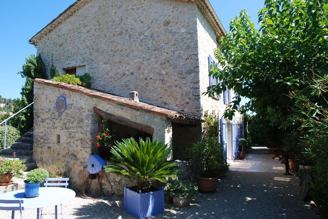 Stone house Canton-de-Fayence-5 rooms  2131